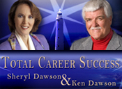 Dawsons Total Career Success Voice America Radio Show Image
